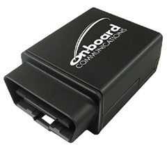 FleetTraks OBDII device